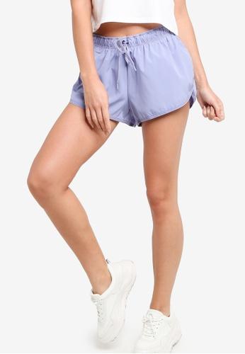 Cotton On Body purple Lifestyle Move Jogger Shorts A001DAAB7E0685GS_1