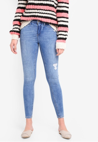 River Island blue Molly Hermione Jeans 26EEEAAE955D0AGS_1