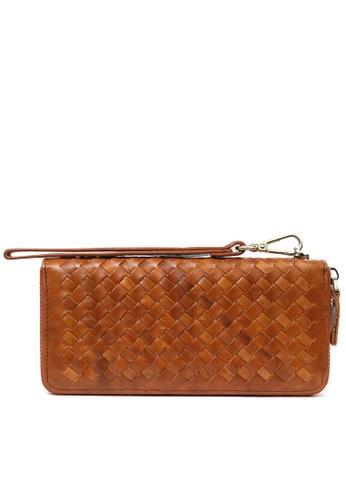 Twenty Eight Shoes Vintage Leather Business Casual Wallet 9330 C1E44AC463DC4BGS_1