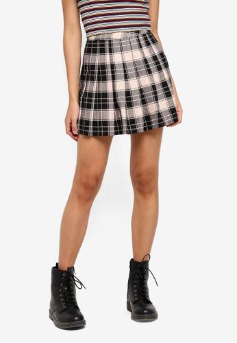 Factorie multi Pleated Skirt B7B93AAA824791GS_1