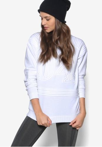Corded 04 壓紋運動長袖衫, 服飾, 連帽上esprit outlet衣 & 連帽外套