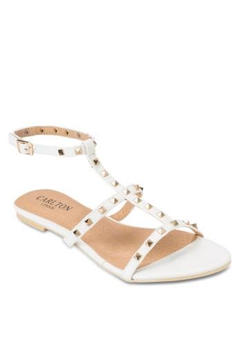 Stuzalora 折扣碼dded Sandals, 女鞋, 鞋