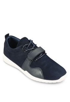 harga Mix Materials Sneakers Zalora.co.id