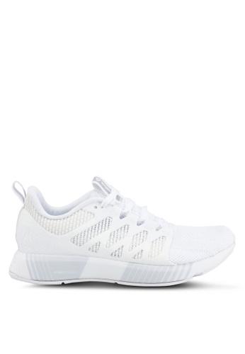 Reebok 白色 編織慢跑鞋 DB3F1SHFD4159EGS_1