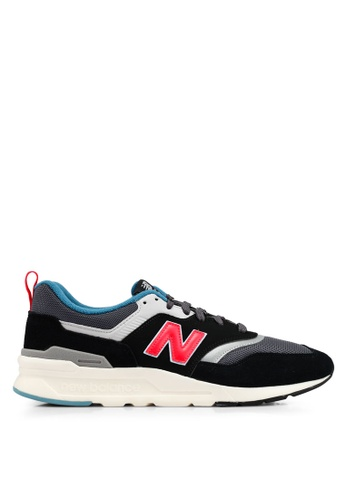 New Balance black 997H Lifestyle Shoes DF925SHDDAB90CGS_1