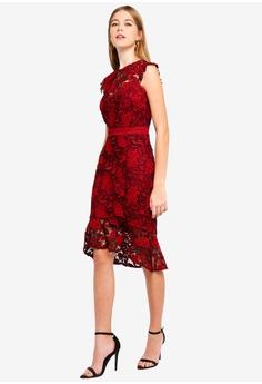 a5c881a088d71a 57% OFF Lipsy Floral Lace Dress HK$ 1,179.00 NOW HK$ 511.90 Sizes 8