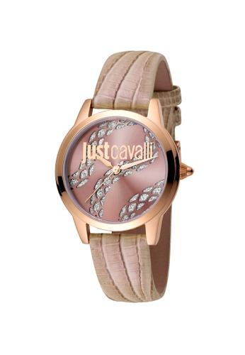 Just Cavalli gold Just Cavalli Quartz Watch JC1L050L0245 B5C34AC17678A6GS_1