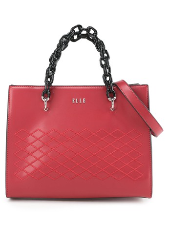 Elle red Oli 30076ACCCE95DCGS_1