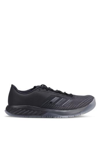 adidas black adidas performance crazyfast trainer AD372SH0RZN4MY_1