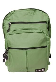 Casual Unisex School Bag Backpack BP-C1 (Green)