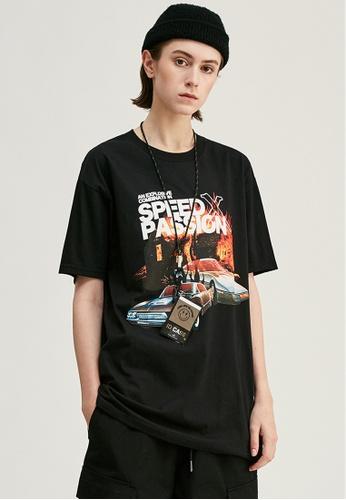 Twenty Eight Shoes Trend Printed Short T-shirt 1033S20 D2A5DAA6AF39BCGS_1