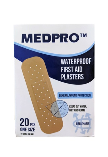 MEDPRO [5boxes] MEDPRO First-aid Waterproof Breathable Plaster Band-Aid 20pcs/Box 50139ES79DFFECGS_1