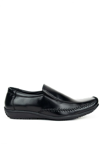 Mario D' boro Runway black Aart Formal Shoes 13C42SH53C7A63GS_1