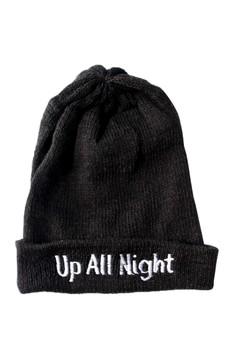 Up All Night Statement Beanie