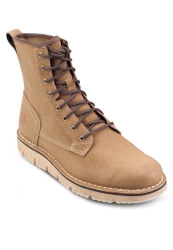 Westmesprit 折扣ore 麂皮繫帶短靴, 鞋, 鞋