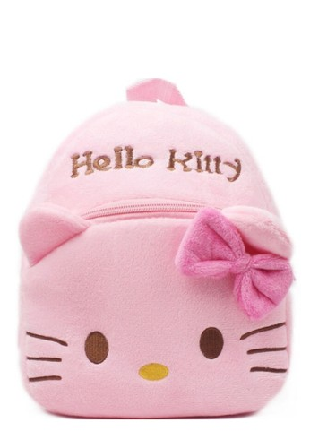 Jual Baellerry Cuifuli Tas Sekolah Anak Hello Kitty Cartoon Character Material Cotton Fabric Kt Original Original Zalora Indonesia