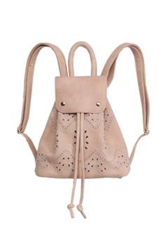 Girly Girl Eyelet Two-Way Bag