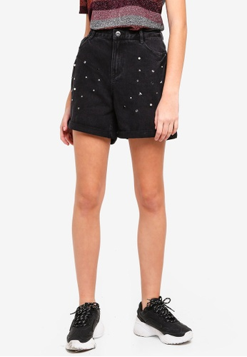 ESPRIT black Denim Shorts 7B810AA0517007GS_1