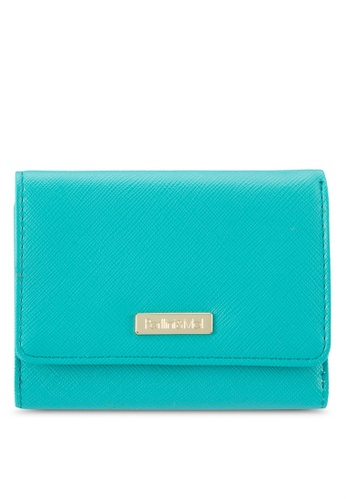 Perllini&Mel green Faux Leather Wallet PE444AC0SBMQMY_1