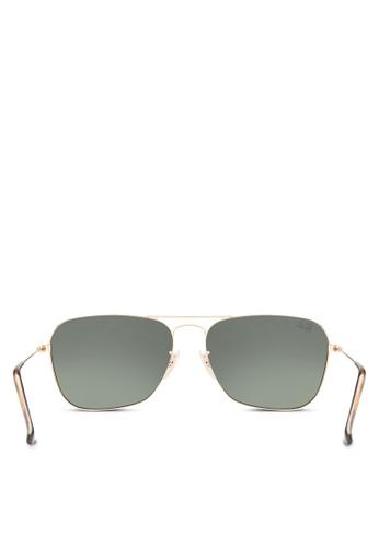 454142590a Buy Ray-Ban Caravan RB3136 Sunglasses Online on ZALORA Singapore