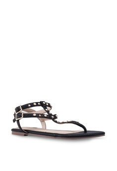 6dcf3e4d21d6 Miss Selfridge Black Evangelina Thong Sandals RM 159.00. Available in  several sizes · Miss Selfridge gold Erina Ruffle Sandals 352E8SH198B488GS 1