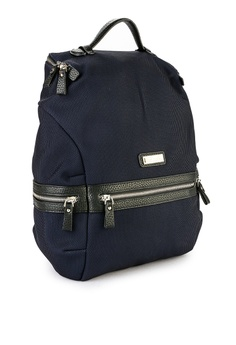 5c2410f0b 10% OFF Hush Puppies Hush Puppies Men's Brett - Backpack ( Navy ) RM 299.00  NOW RM 269.10 Sizes One Size