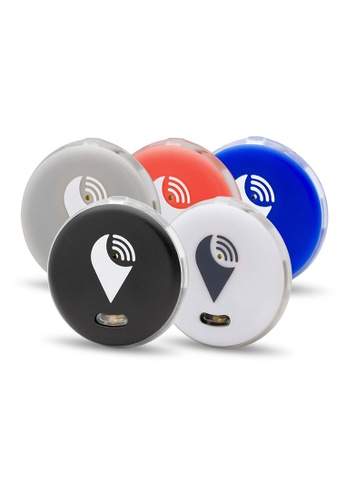 TrackR TrackR Pixel [5 Unit - Black, White, Silver, Red, Blue] TR531AC0GYDTSG_1