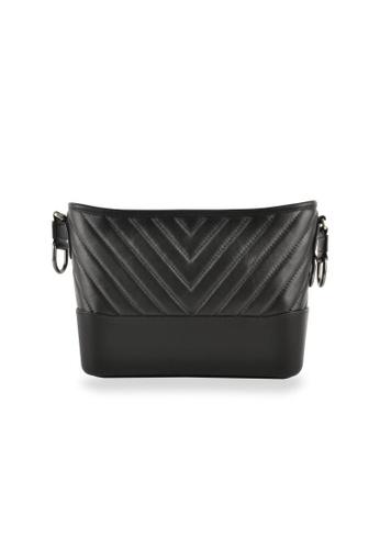Esfolar black Esfolar Mini Hobo Bag -EA190032 628C4ACE13DC02GS_1