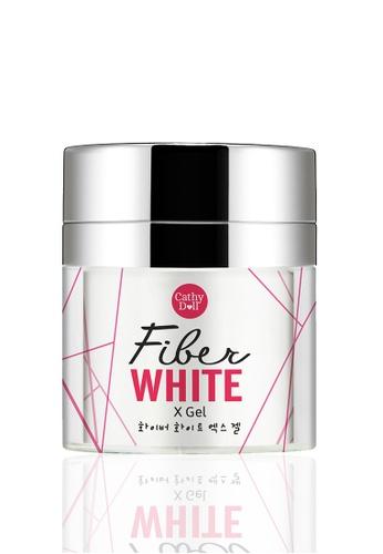 Cathy Doll white Fiber White X Gel 50g CA851BE32GTFPH_1