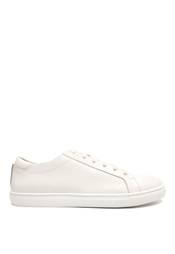 Kenneth Cole New York white KAM PRIDE - Sneaker 7DE3FSH9145BEAGS_1