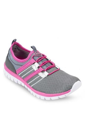 撞色針織運動鞋, 女esprit地址鞋, 休閒鞋