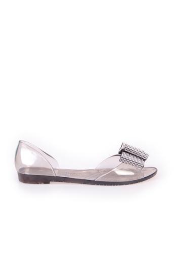 Sunnydaysweety black 2017 S/S New Simple Bow Flat Shoes C05125BK SU443SH77IKSHK_1