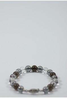 Kremen Tri-color Quartz Bracelet