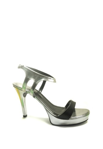 Beauty Shoes silver Beauty Shoes 1201 Madonna Heels Silver 4B573SH9937AF7GS_1