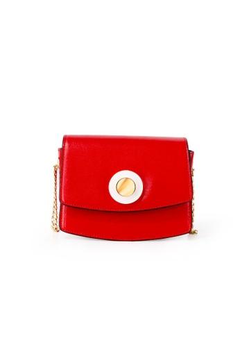 Esfolar red Esfolar Cross-body  Bag (EA 190004) 453AFACEFF97C3GS_1