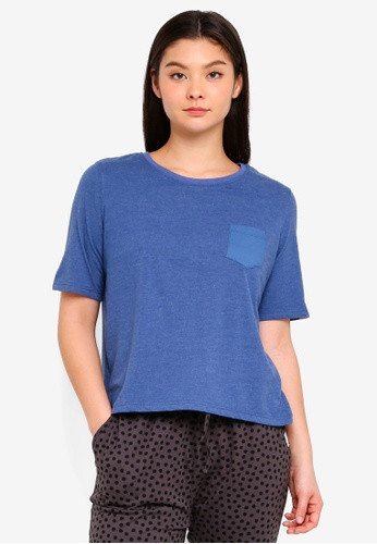 Cotton On Body blue Boxy T-Shirt 26893AAA757596GS_1