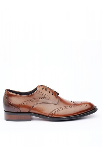 Kings Collection brown Rambert Derbies Shoes 06099SHCE4026EGS_1