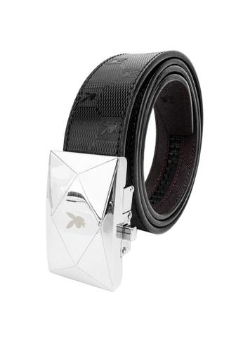 Playboy black Playboy 35mm Automatic Bukle Belt F9B3EAC03807BBGS_1