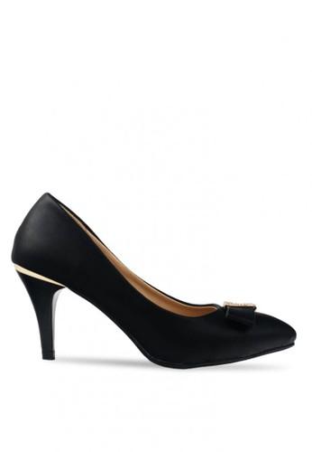 Claymore sepatu high heels BX719-284 - Black