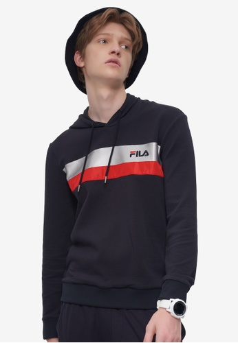 6a458e732301 Buy Fila Originale Hoodie Online on ZALORA Singapore