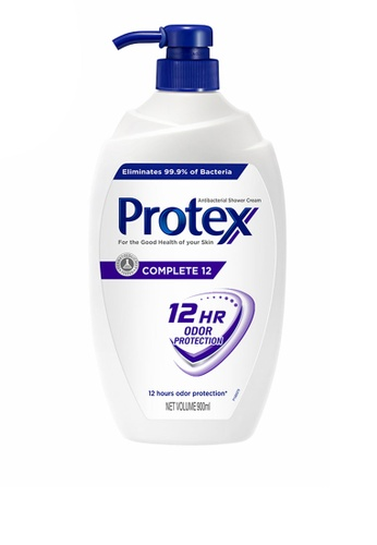 Protex Protex Complete 12 Antibacterial Shower Gel 900ml F6B1EBEF7F86C9GS_1