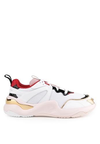 Puma Select 白色 Cloud Diver Charlotte Shoes C66B5SH2D2DBC8GS_1