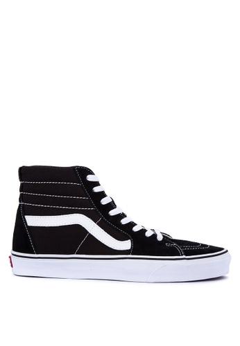 Vans black SK8-Hi Sneakers 5C7EDSH4CD61A1GS_1
