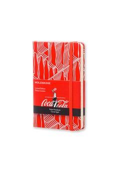 Coca-cola Ruled NB Pocket