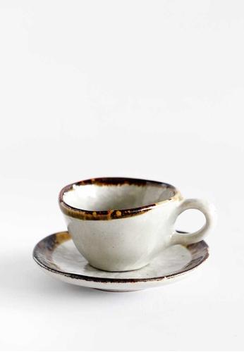 KRA Sanctuary white Satay Free-Form Espresso Set 2F470HL6C944D0GS_1