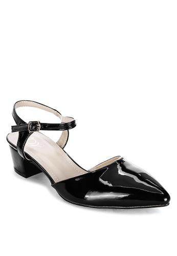 ABOUT A GIRL black Sling Back Shoes 53083SHDEDEDA1GS_1