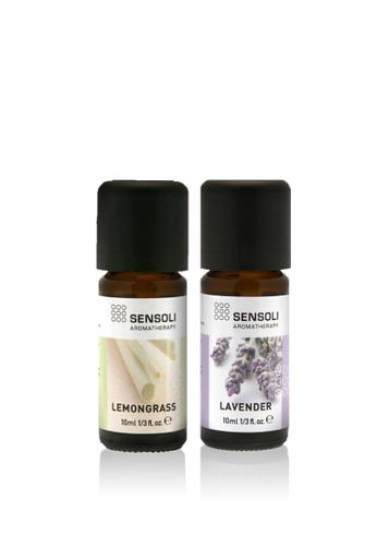 Sensoli Aromatherapy Sensoli Aromatherapy UK - Premium Essential Oil Bundle of 2 34476HL14DEACEGS_1