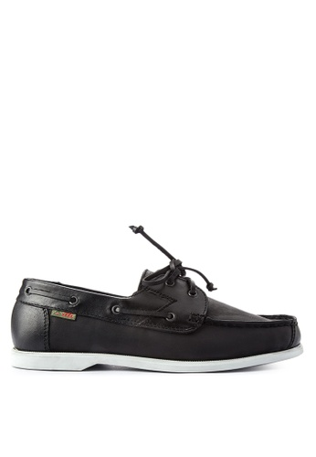 Itti black Ed-21 Loafers IT425SH0JANYPH_1