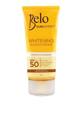 Belo yellow Sunexpert Whitening Sunscreen Spf50 50Ml 022F1BE92A6194GS_1