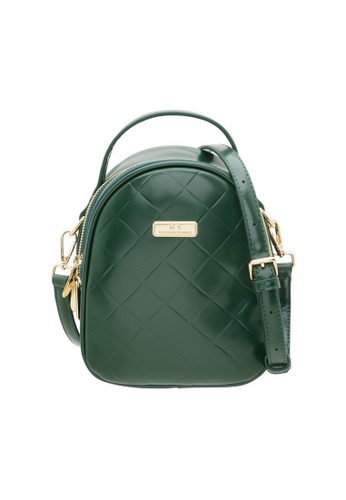 Valentino Creations green Valentino Creations Emellie Sling bag C9D2AACD090A28GS_1